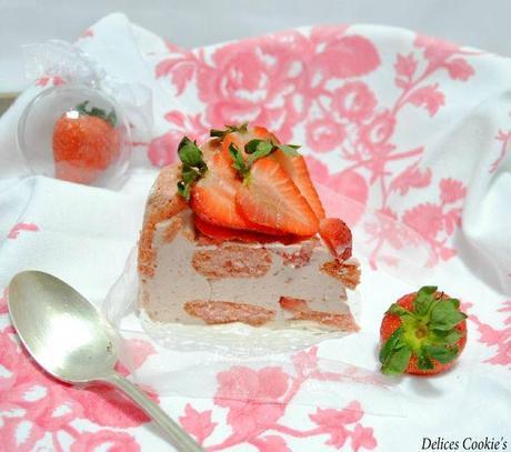 charlotte pommes fraises