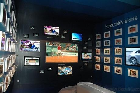 Roland Garros 2013 filmé en Ultra HD