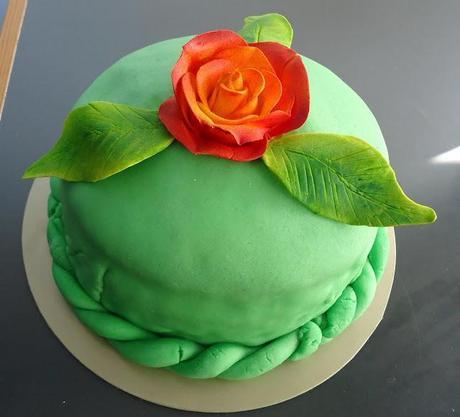 Daring Bakers Mai 2013 -  Gâteau Princesse