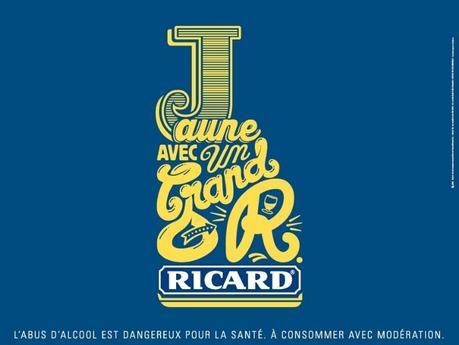 La nouvelle campagne d'affichage de Ricard,