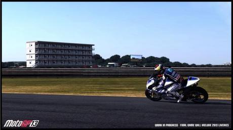 MotoGT 13 : video making-of motion capture