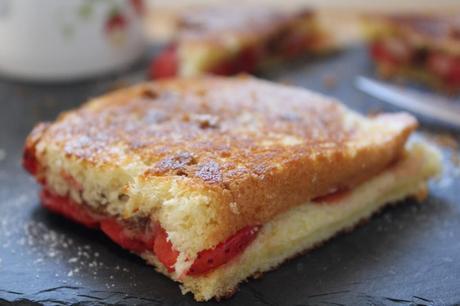 croque fraises 4 1024x682 Croques fraises speculoos : battle food #8