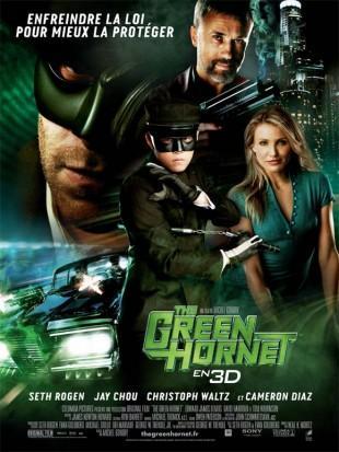 [Critique] THE GREEN HORNET