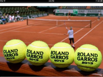 ROLAND GARROS 2013 - PARIS