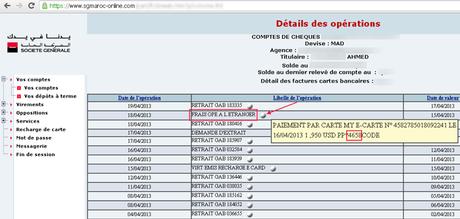 paypal101 Vérifier votre compte Paypal au Maroc et récupérer votre argent