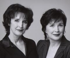 Dominique Allaire et Dorothée Berryman