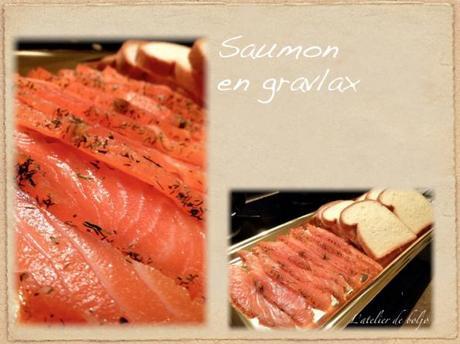 Saumon en gravlax 3