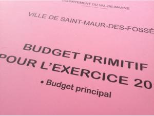 Petit point budgétaire…
