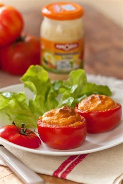 Tomates soufflées à la tomate1