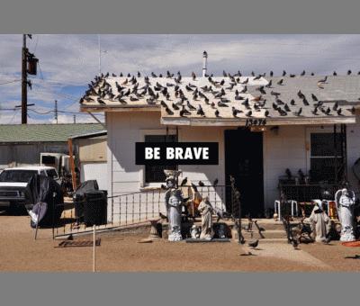 Be Brave - Shutter Clothings