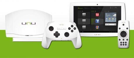 Unu le premier système tablette/console de jeu/Smart TV présenté à l'E3 2013