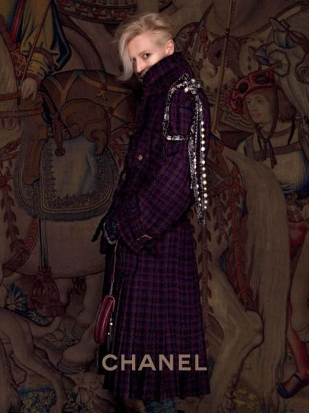 Chanel Métiers d'Art «Paris -Edimbourg»: le Luxe tendance Game of Thrones?