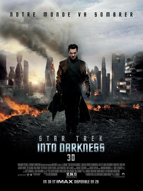 Extraits et Bande annonce de Star Trek Into Darkness