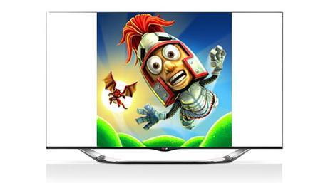 Catapult King LG Smart TV application