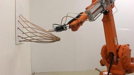 Le nouveau Robot Mataerial qui créé des sculptures 3D