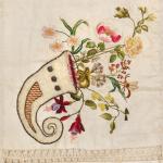 Au fil des marquoirs,trésors de broderie des Pays-Bas 1600 – 1920  à la bibliothèque Forney