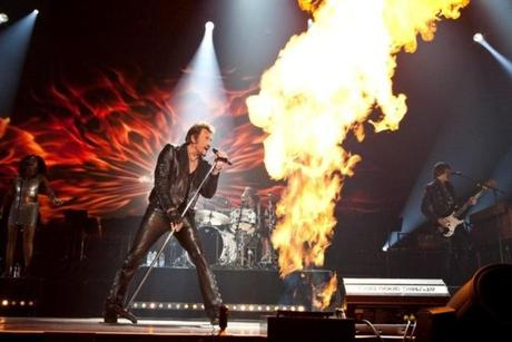 Johnny Hallyday : Son concert à Bercy diffusé en direct sur TF1