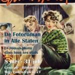 Expo en Belgique sur le Roman Photo dans tous ses états