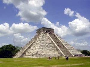 Temple Mexique
