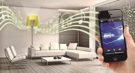 StriimLIGHT, l'ampoule Bluetooth pour écouter sa musique numérique