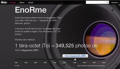Utilisez Flickr comme système de sauvegarde gratuit pour vos photos!