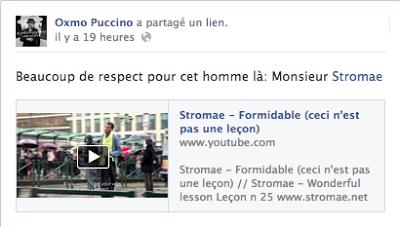 Stromae - Formidable!