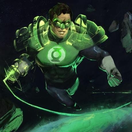 Infinite Crisis : Cyborg dévoilé et de nouvelles illustrations conceptuelles pour Green Lantern !