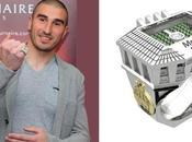L'actualité luxe TOURNAIRE, partenaire l'ASSE, récompense meilleur joueur saison 2012-2013