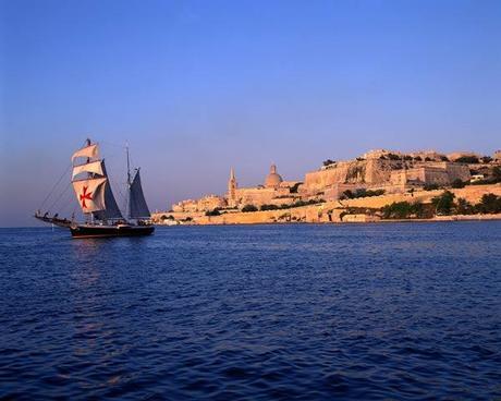 Marsamxett à Malte