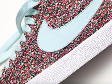 La collection éphémère Nike x Liberty London