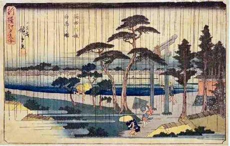 梅雨 tsuyu