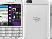 BlackBerry plus vendeur Galaxy