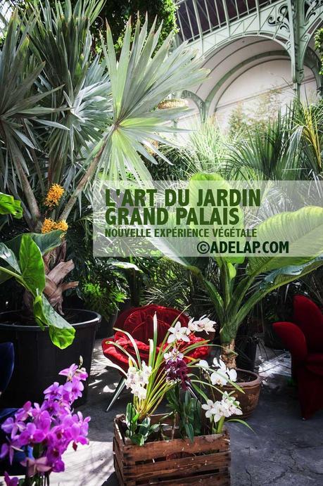 Reportage l 39 art du jardin au grand palais d couvrir for Art du jardin grand palais