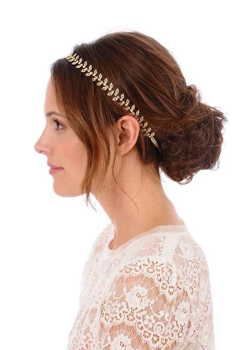 coiffure avec un serre t te ou headband dor paperblog. Black Bedroom Furniture Sets. Home Design Ideas