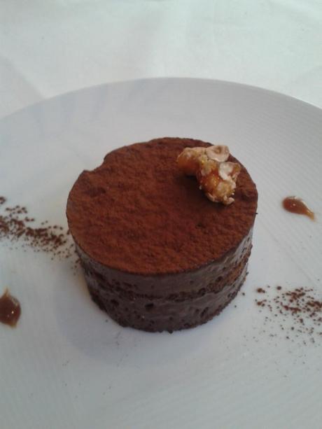 Jarasse Gâteau choco noisettes caramélisées