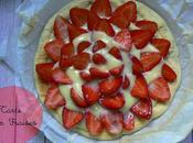 Cuisine Tarte fraises