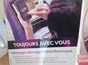 magasin mobile opération code bien sentie Marionnaud