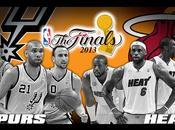 Finals NBA: Antonio Spurs Miami, présentation