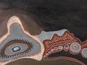 GIJA MANAMBARRAM JIMERRAWOON ANCIENS DEPUIS TOUJOURS exposition d'artistes aborigènes communauté Warmun l'ambassade d'Australie, Paris, jusqu'au octobre 2013
