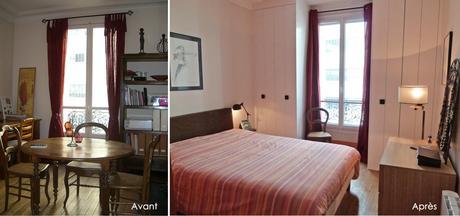 placards sur mesure pour chambre grand confort paperblog. Black Bedroom Furniture Sets. Home Design Ideas