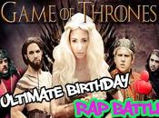 """""""Game Thrones"""" Ultimate Birthday Battle Cosplay Piano"""
