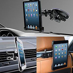 test support voiture ipad et ipad mini voir. Black Bedroom Furniture Sets. Home Design Ideas
