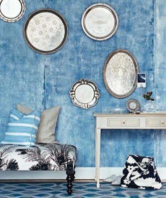 recycler les plateaux en argent de mamie paperblog. Black Bedroom Furniture Sets. Home Design Ideas