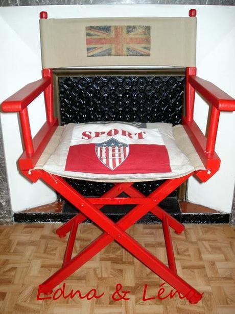 diy relooker un fauteuil metteur en sc ne paperblog. Black Bedroom Furniture Sets. Home Design Ideas