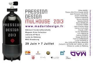 Pour Pression Design 2013, Strasbourg se plonge dans une ambiance Grandeur Nature !
