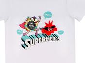 Astro Kids Petit Lion joue supers héros avec shirt édition limitée Little Fashion Gallery