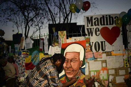 Madiba est le surnom africain affectueux de Mandela