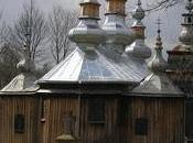 Tserkvas bois région Carpates Pologne Ukraine