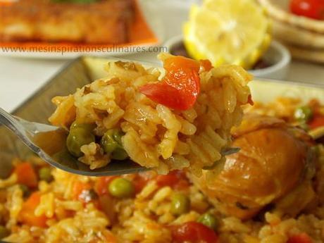 Riz au poulet cuisine algerienne paperblog - Cuisine algerienne facile ...