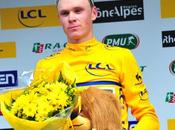 légende Christopher Froome